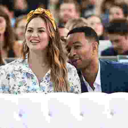 Chrissy Teigen e John Legend - Emma McIntyre/Getty Images