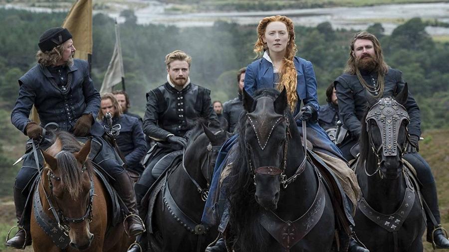Saoirse Ronan em cena do novo filme - Divulgação