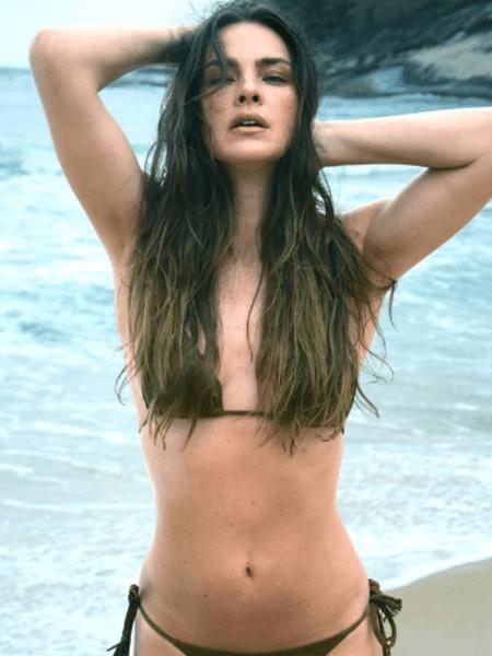 Leticia Birkheuer mostra o corpo após emagrecer para peça - Reprodução/Instagram