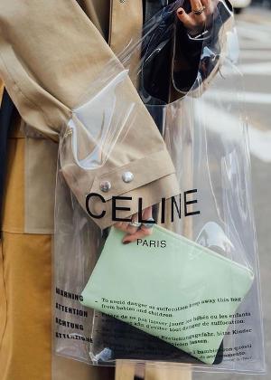 c73154f94 Sacola de plástico