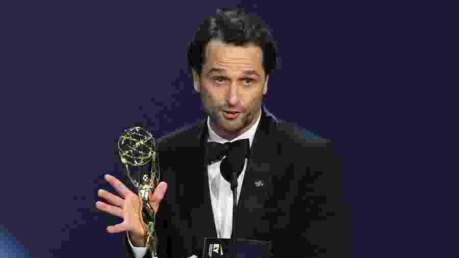 """Matthew Rhys sinalizou a modesta """"revanche"""" da série ao vencer melhor ator em série dramática - Kevin Winter/Getty Images"""