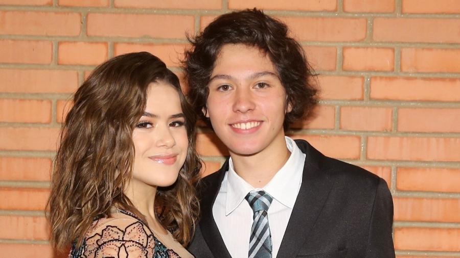 Maisa Silva com o namorado, Nicholas Arashiro - Manuela Scarpa/Brazil News