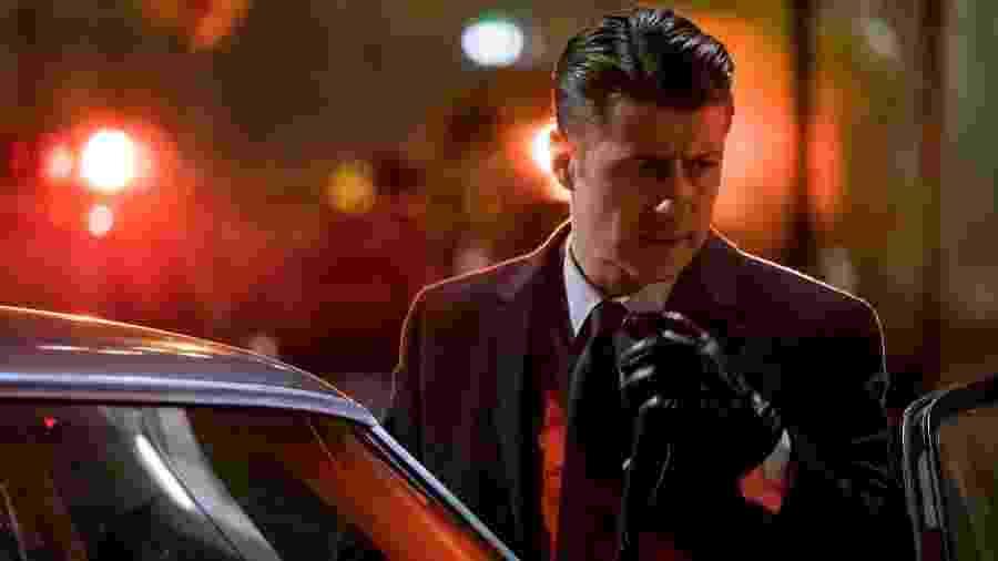 """O ator Ben McKenzie como o personagem James Gordon na série """"Gotham"""" - Fox/Divulgação"""