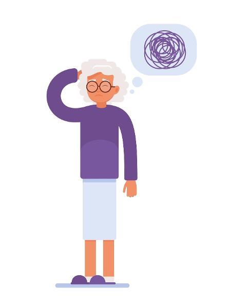 Nem toda demência é Alzheimer e é importante diferenciar os sintomas para ter um melhor tratamento - iStock