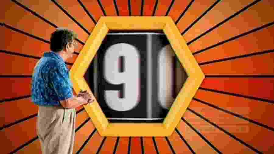 """Abertura de """"Verão 90"""" faz referência a Pião da Casa Própria, de Silvio Santos - Reprodução/TV Globo"""