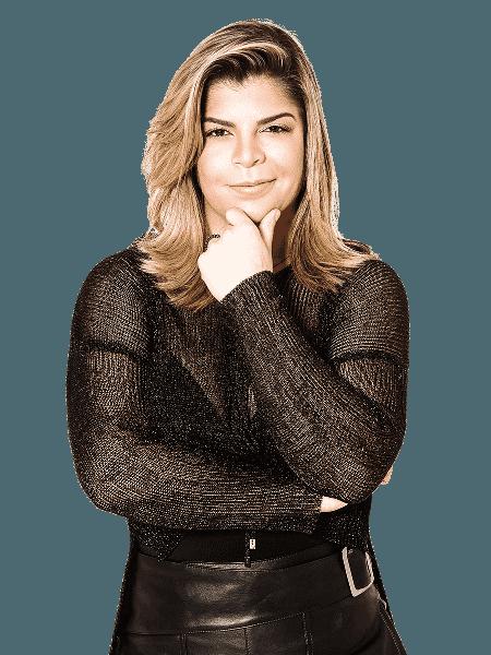 A cantora Paula Mattos - Divulgação