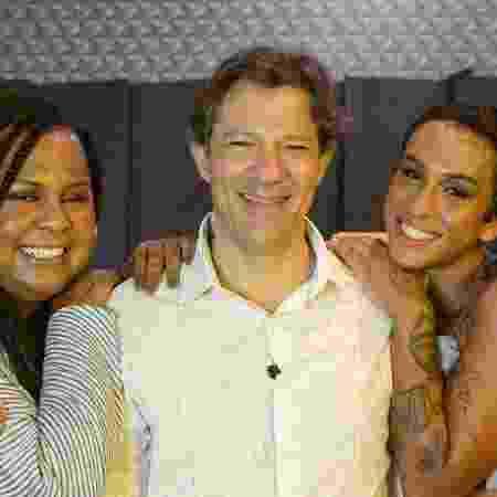 Fernando Haddad - Canal Brasil - Canal Brasil