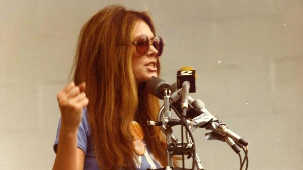 Feminista ícone Gloria Steinem Chega Aos 85 Anos Veja 20
