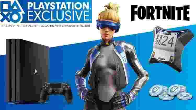 Itens podem ser resgatados para quem comprar novos consoles e acessórios de PS4 - Reprodução
