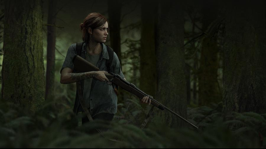 Ellie está com 19 anos no novo jogo - Divulgação