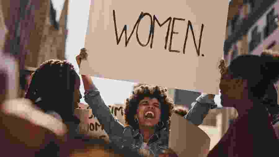 A pandemia do coronavírus já reverteu décadas de progresso na igualdade de gênero e nos direitos das mulheres - Getty Images/iStockphoto