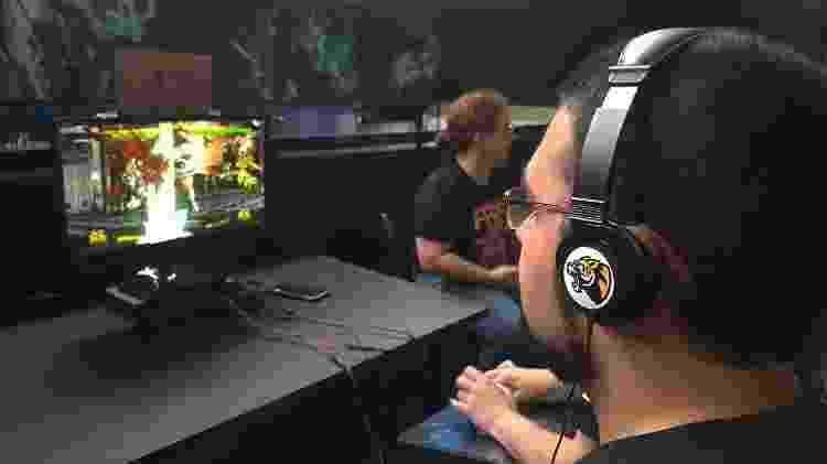 Battle Coliseum 12 - Jefferson Kayo/UOL - Jefferson Kayo/UOL