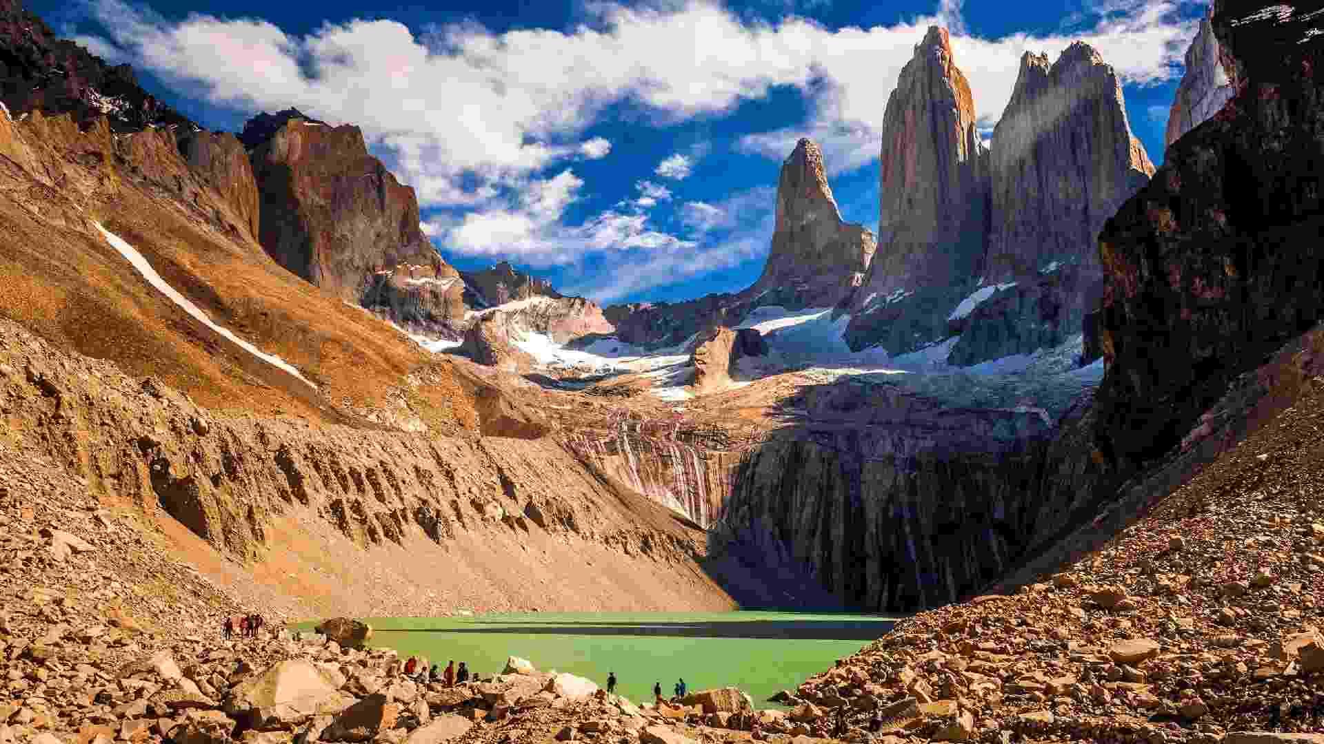 Torres del Paine, Patagônia - Divulgação