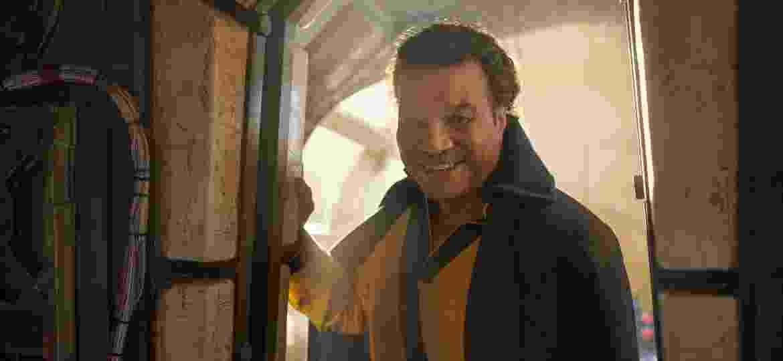 Billy Dee Williams como Lando em Star Wars - A Ascensão Skywalker - Divulgação