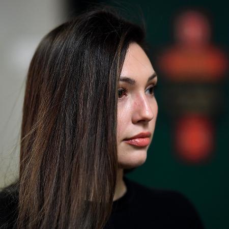 Jessica Mann - AFP