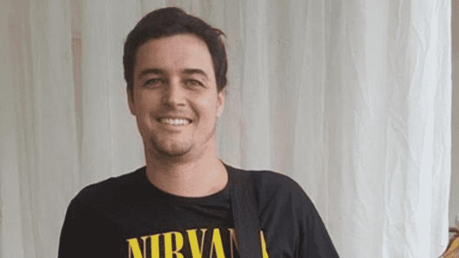 Felipe Dylon em casa - Reprodução/Instagram