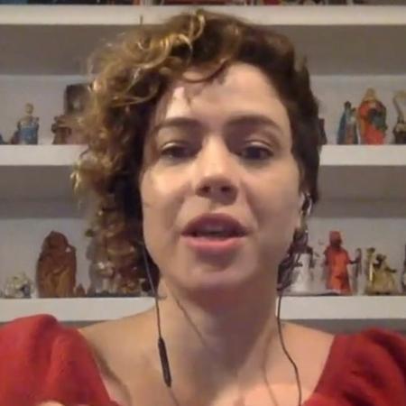 Leandra Leal - Reprodução/ vídeo