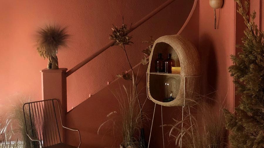 Casa de Michell Lott em São Paulo - Arquivo Pessoal