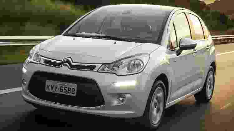 Citroën C3 - Divulgação - Divulgação