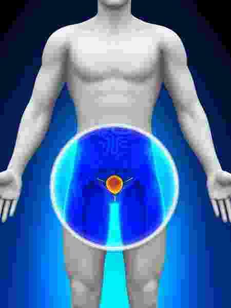 Próstata - iStock - iStock