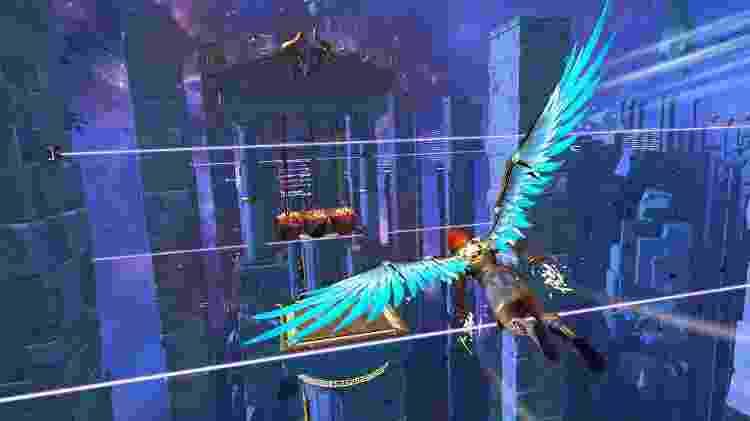 Immortals Fenyx Rising - Divulgação/Ubisoft - Divulgação/Ubisoft