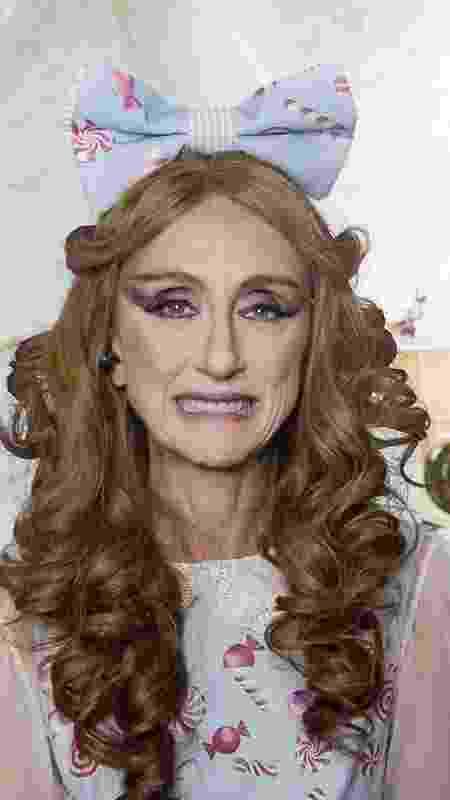 Dona Bela (Betty Gofman) - Divulgação/Globo - Divulgação/Globo