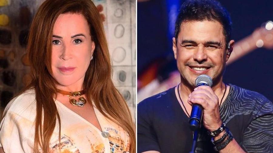 Zilu Godói diz que Zezé Di Camargo pediu que ela continuasse usando sobrenome - Reprodução/Instagram