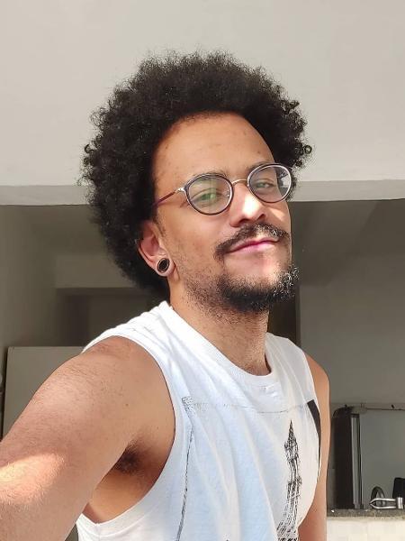 João Luiz, participante do BBB 21 - Reprodução/Instagram