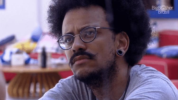 João Luiz - Reprodução/Globoplay - Reprodução/Globoplay