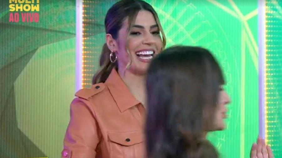BBB 21: Thaís estraga merchan de Vivian Amorim - Reprodução/ Globoplay