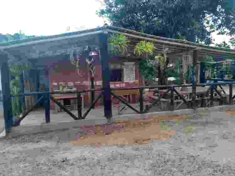 Área comum do quilombo Cafundó , em Salto de Pirapora, no interior de SP - Acervo pessoal  - Acervo pessoal