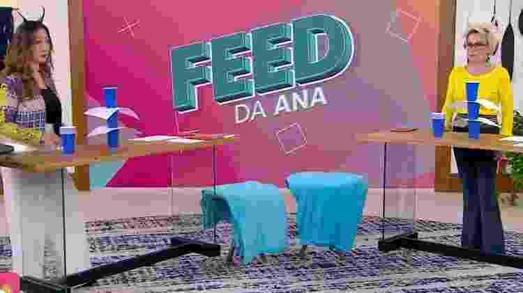 Ju Massaoka - Reprodução/TV Globo - Reprodução/TV Globo