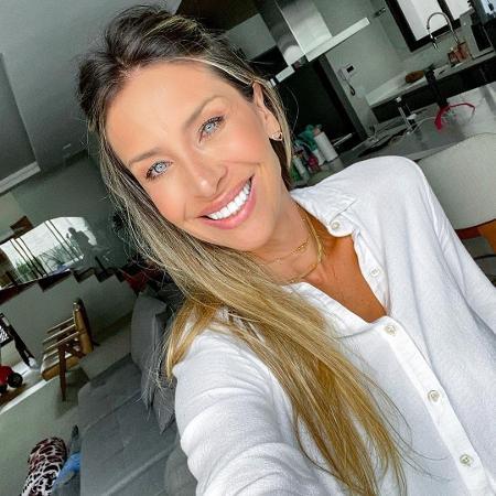 Lizi Benites fala sobre uso de anabolizante  - Reprodução/Instagram