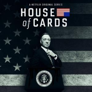 House of Cards, uma das séries mais vistas do Netflix - Reprodução