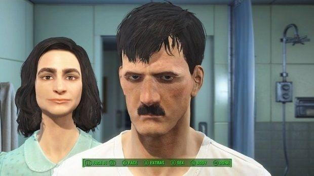 Quer fazer um personagem maligno? Basear ele em Hitler é um começo...