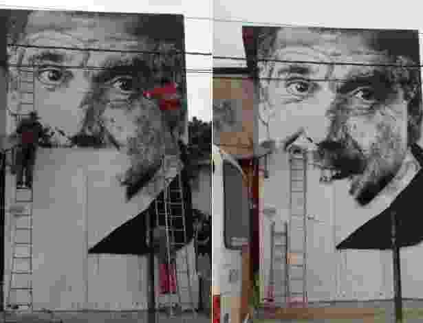 Montagem/Reprodução/Facebook/Paulo Terra
