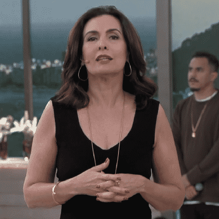 Fátima Bernardes fala sobre golpe do falso sequestro - Reprodução/TV Globo