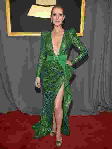 Celine Dion no Grammy 2017 - Getty Images
