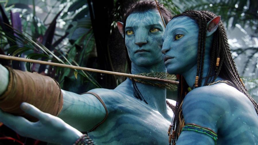 """Cena de """"Avatar"""" (2009), do diretor James Cameron - Divulgação"""