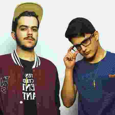 A dupla Quentin & Twinx - Divulgação - Divulgação