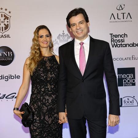 Celso Portiolli e Suzana Marchi - Manuela Scarpa, Iwi Onodera e Cláudio Augusto/Brazil News