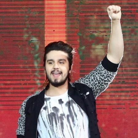 Detran não aprovou o vídeo que Luan Santana fez ao volante - Manuela Scarpa/Brazil News