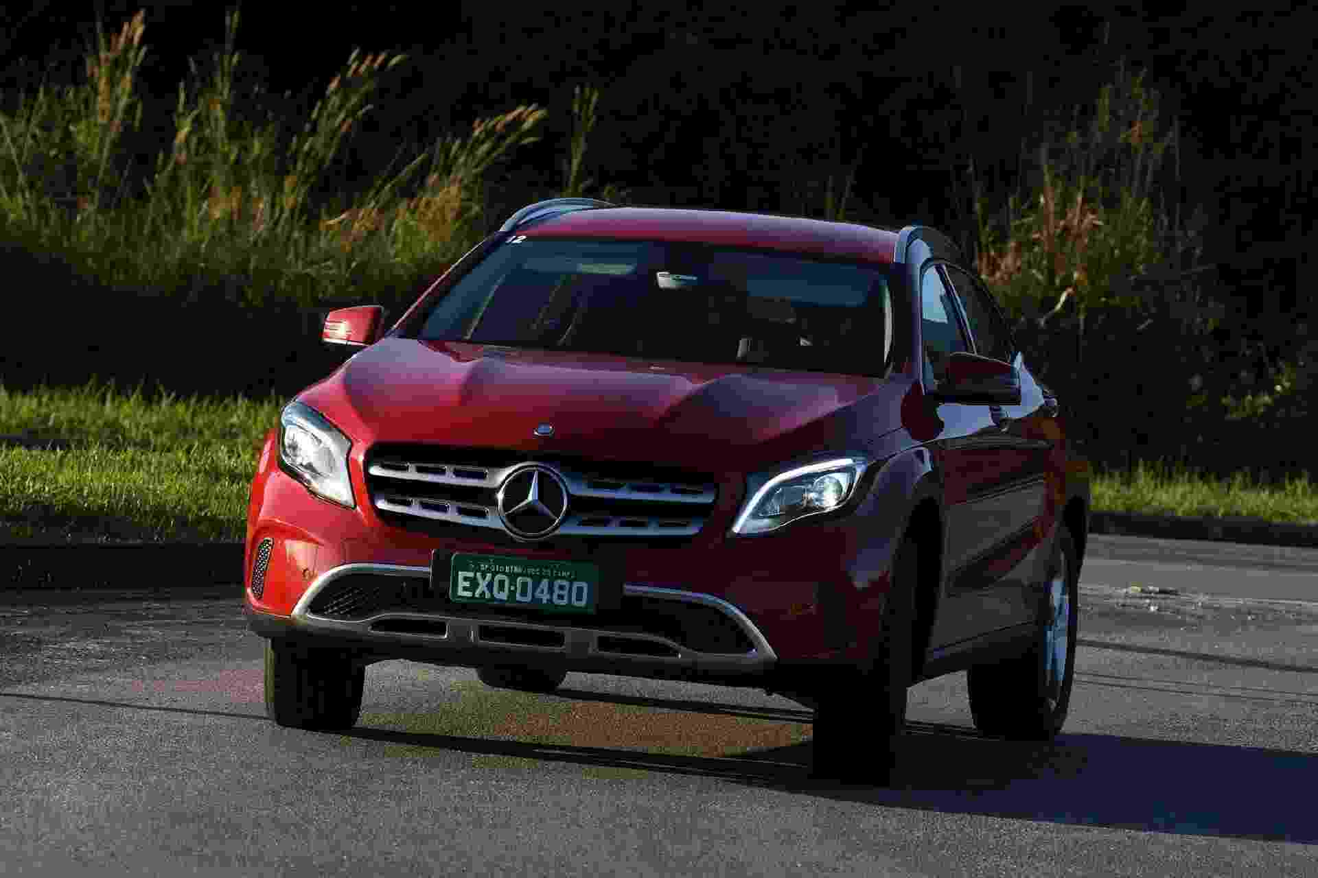 Mercedes-Benz GLA 200 - Murilo Góes/UOL