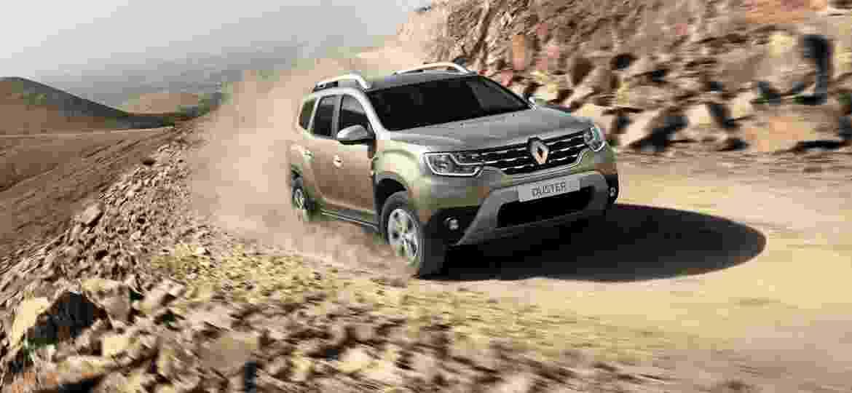 """Novo Duster com grade e insígnia da Renault: este será o último modelo Dacia a passar por """"plástica"""" para virar carro francês - Torsten Klinkow/Divulgação"""