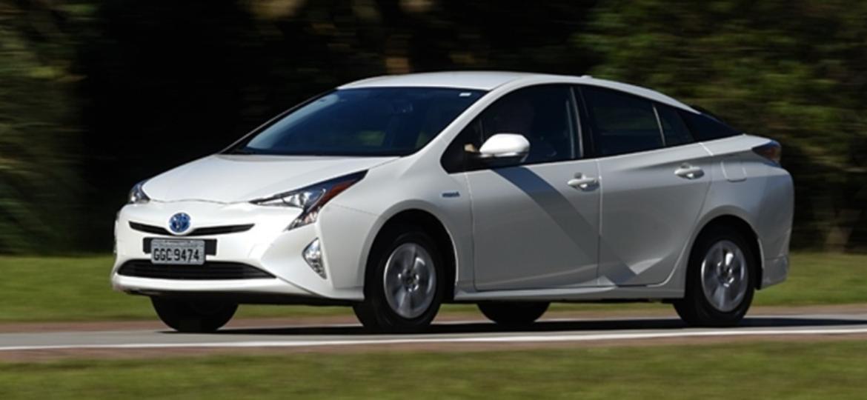 Não será só de Prius que a Toyota vai viver no futuro - Murilo Góes/UOL
