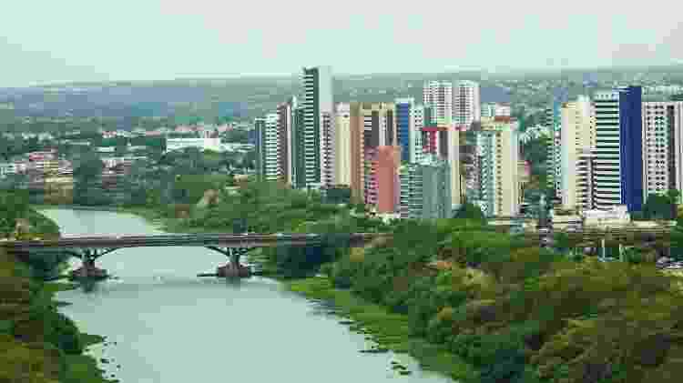Teresina, no Piauí - Getty Images/iStockphoto - Getty Images/iStockphoto