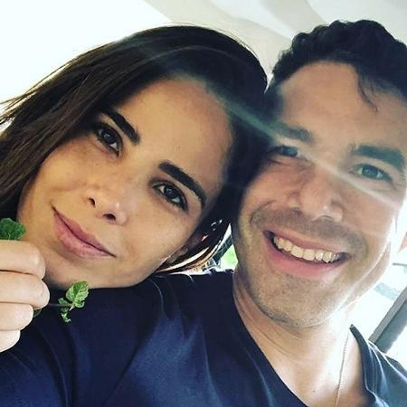Wanessa e o marido Marcus Buaiz - Reprodução/Instagram
