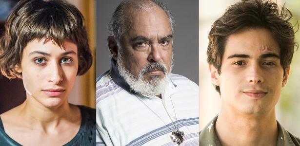 """Manuela, Agenor e Valentim são campeões do ranço em """"Segundo Sol"""""""