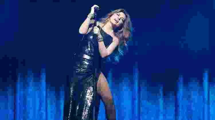 A cantora Shania Twain se apresenta em Los Angeles - Mario Anzuoni/Reuters