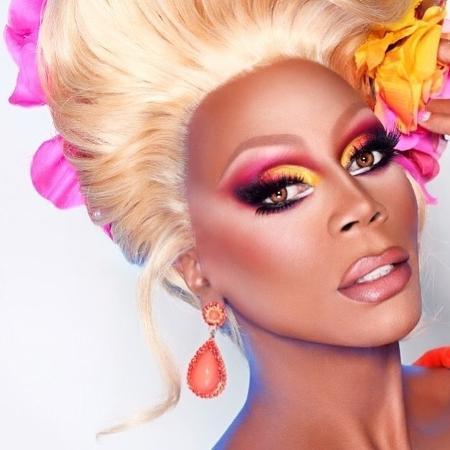 """RuPaul diz que ser drag é """"radical"""" - RuPaul/Reprodução Instagram"""